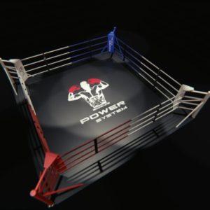 Ринг напольный, профессиональный 6х6 метра