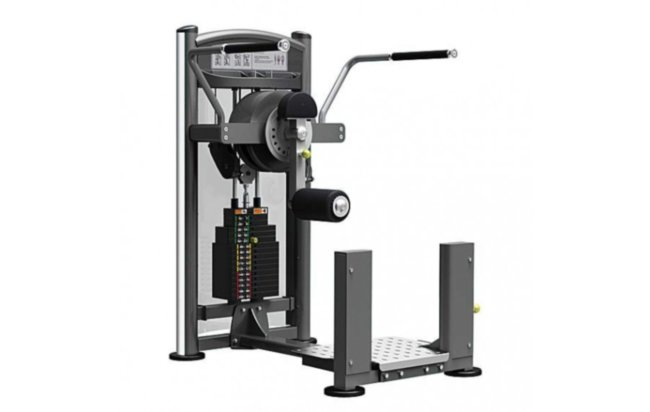 Для приводящих-отводящих мышц бедра и ягодичных мышц IMPULSE Total Hip Machine