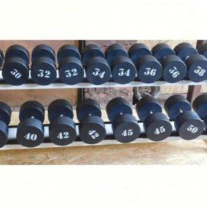 Гантели профессиональные от 30 до 50 кг