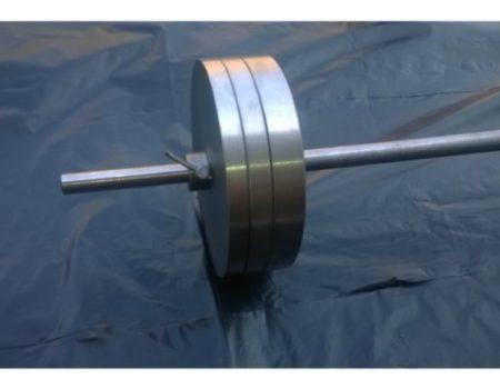 Штанга домашняя стальная 60 кг
