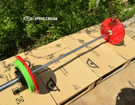 Штанга олимпийская стальная 100 кг