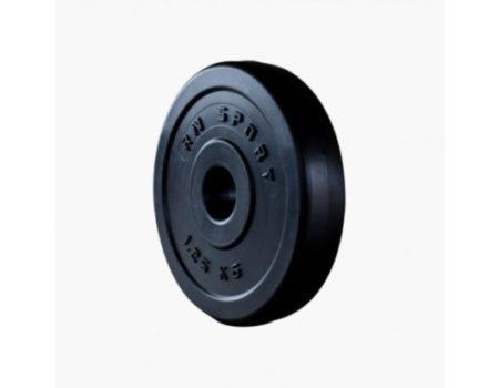 Четыре грифа хром + 100 кг дисков.ABS покрытие