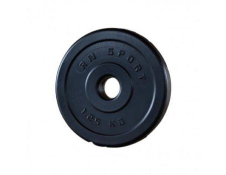 Композитная гантель RN-Sport 6,5 кг с хром грифом.