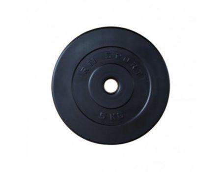 Композитная гантель RN-Sport 14 кг с хром грифом.