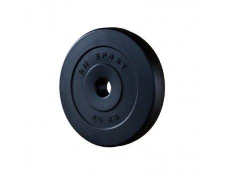 Композитная гантель RN-Sport 11,5 кг с хром грифом