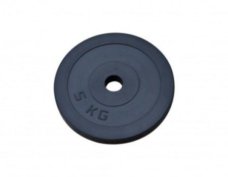 Обрезиненная наборная гантель 26 кг (RN_OD26)