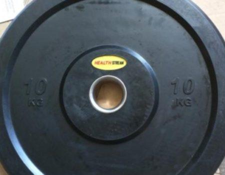 Диск 10 кг - CrossFit