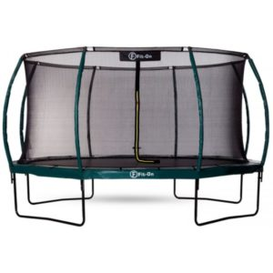 Батут Fit-On Tramp 14ft (427cм) с защитной сеткой Maximal Safe