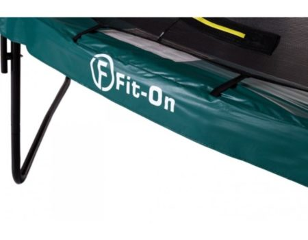 Батут Fit-On Tramp 14ft (427cм) с защитной сеткой Maximal Safe