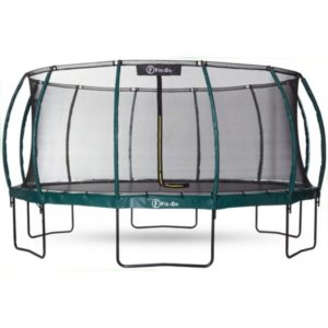 Батут Fit-On Tramp 16ft (488cм) с защитной сеткой Maximal Safe