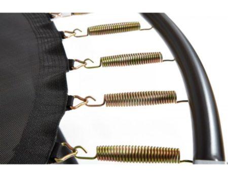 Батут Fit-On с защитной сеткой Maximal Safe 8ft (252 cм)
