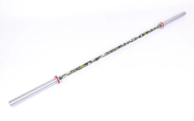Гриф для штанги Олимпийский профессиональный для Кроссфита до 680 кг TA-7234