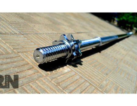 Гриф прямой 150 см - 25 мм