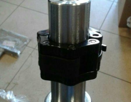 Замки Lock-Jaw PRO с фиксатором для грифа 50мм
