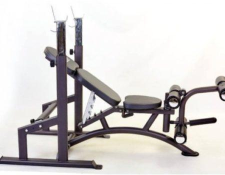 Скамья тренировочная Iron Body 7858