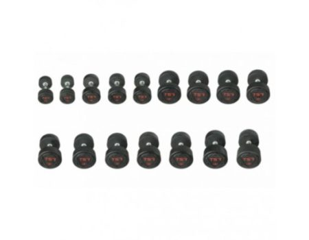 Гантели TSR полиуретановые 10-40 кг