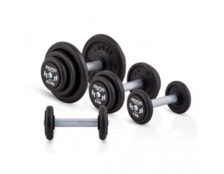 Гантельный ряд Marbo-Sport 4-36 кг.