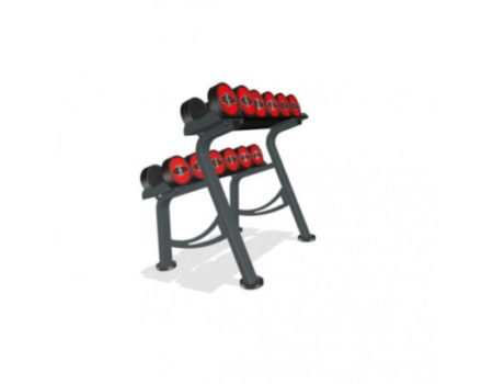 Гантельный ряд Marbo-Sport 5-17,5 кг (MP-HSGK5-S)
