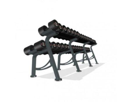 Гантельный ряд Marbo-Sport 5-50 кг (MP-HSGK4-L)