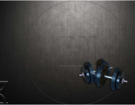 Лавка с тягой + Штанга 87 кг + Грифы + Гантели по 16 кг.