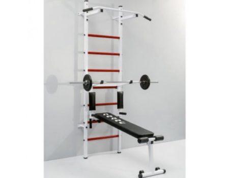 Шведская стенка Lider + Штанга 30 кг