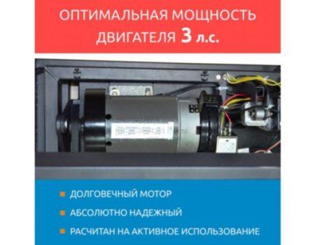 Беговая дорожка FitLogic T33 до 110 кг