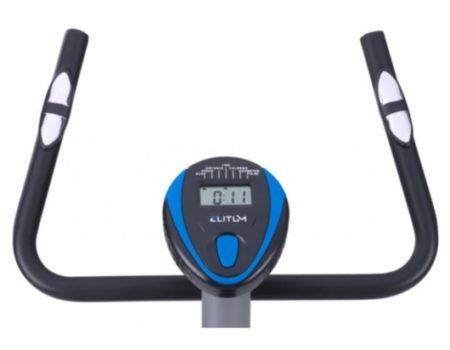 Велотренажер Elitum RX100 silver