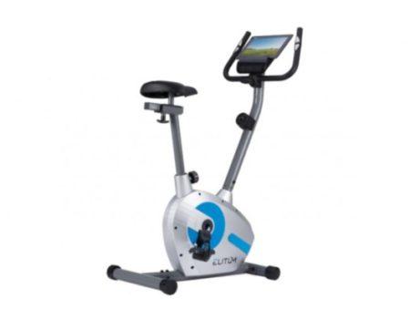 Велотренажер для дома Elitum RX300 silver