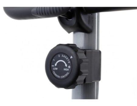 Велотренажер Elitum RX350 silver