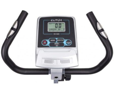 Велотренажер Elitum RX500 silver